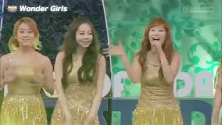 Wonder Girls  Be My Baby  @ Mezamashi Live 2012