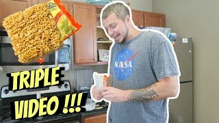 Ramen Noodle Cooking 101