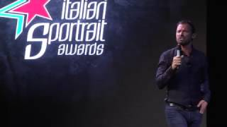 Gianluca Impastato agli Italian Sportrait Awards 2017