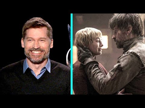 'Game of Thrones': Nikolaj Coster-Waldau Is 'Happy' With Jaime Lannister's Last Scene (Exclusive)