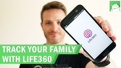 How to track your family with Life360