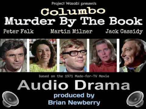 "Audio Drama - ""Columbo""; MURDER BY THE BOOK"