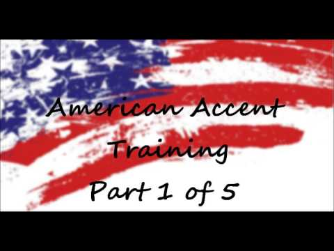 American Accent Training -Free Online Course- Part 1 of 5