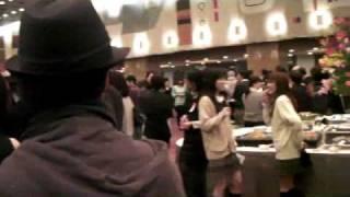 集英社ジャンプ系の新年会開催! やはり荒木飛呂彦先生は大人気 thumbnail