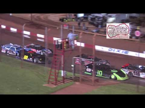 Dixie Speedway Crate Late Model Championship 04/08/2017