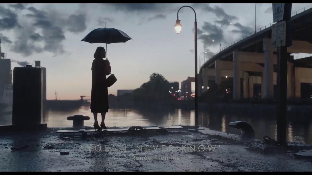The Shape Of Water Soundtrack Sampler Alexandre Desplat Youtube