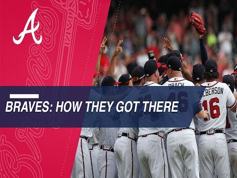 How They Got There: Atlanta Braves