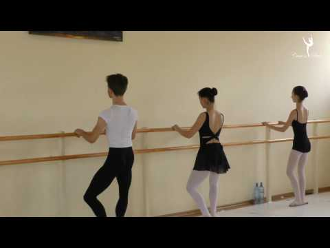Bucharest Ballet Workshop 2016 - Seniori
