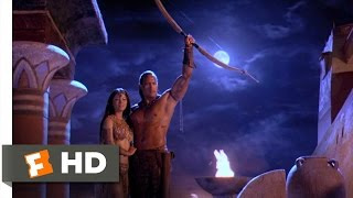 Video The Scorpion King (9/9) Movie CLIP - Hail to the King (2002) HD download MP3, 3GP, MP4, WEBM, AVI, FLV November 2017
