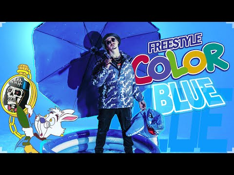 Youtube: Neka De La Muerte – Freestyle Color Blue (Clip Officiel)