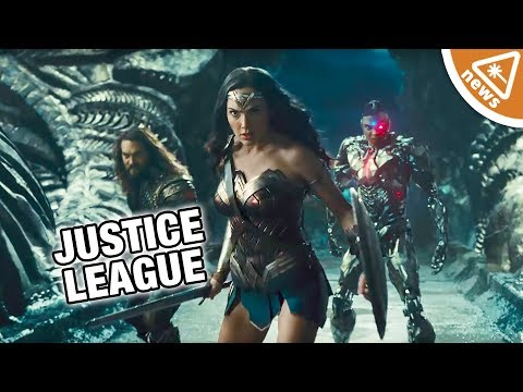 How Will Joss Whedon Change Justice League? (Nerdist News w/ Jessica Chobot)