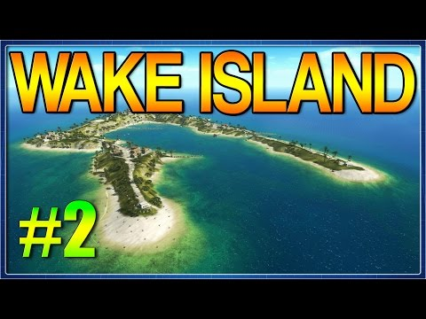 Defending Wake Island | War Thunder Historical Campaign Playthrough #2