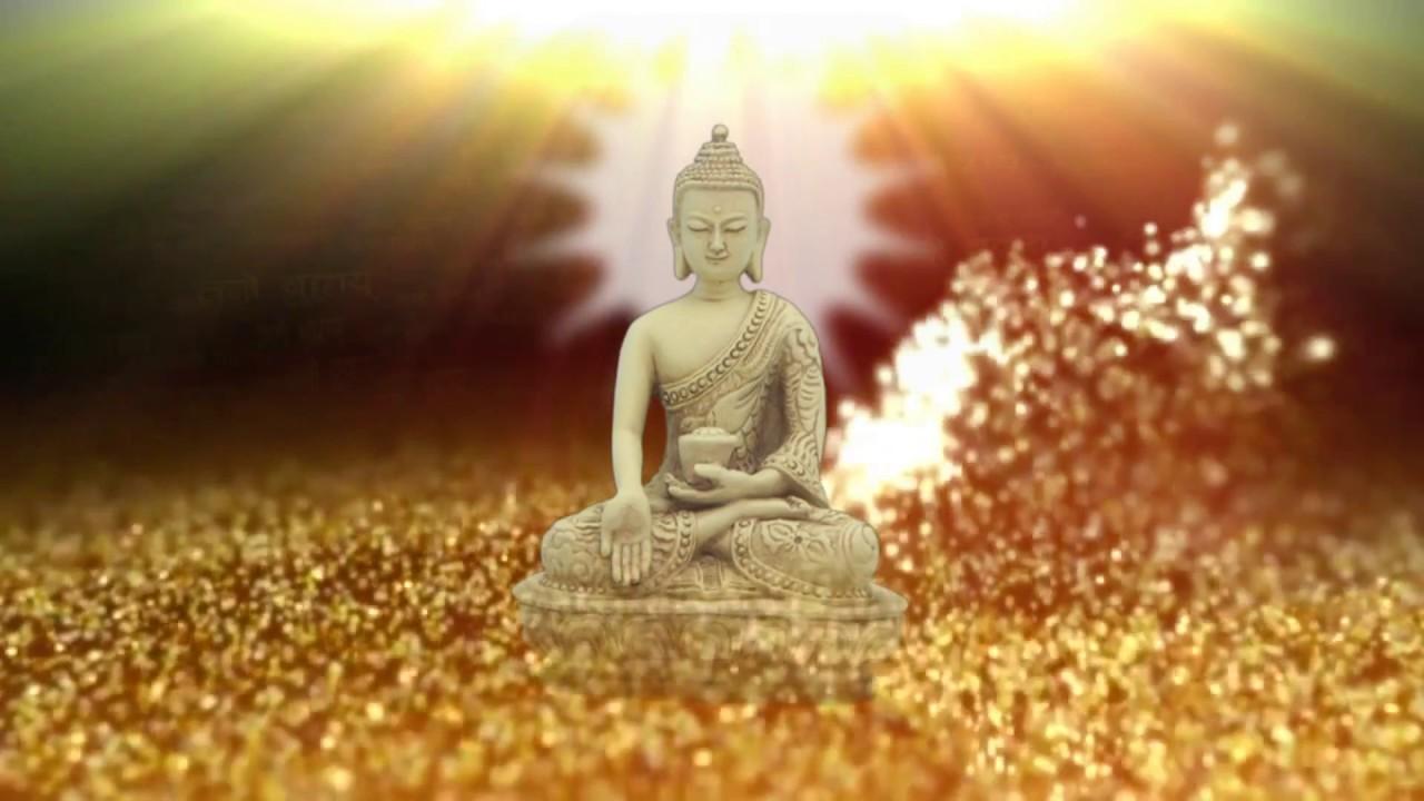 lord gautama buddha hd animation youtube