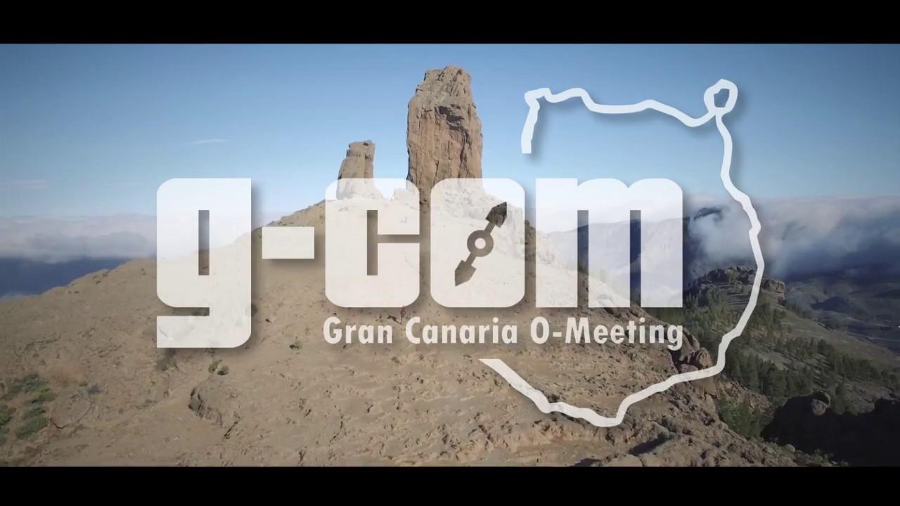 Gran Canaria O-Meeting 2017