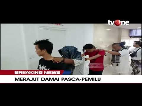 Puluhan Orang Yang Diduga Provokator Kerusuhan 22 Mei Diperiksa Di Polda Metro Jaya