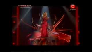 Х-фактор (X-Factor) Ирина Борисюк. Эфир № 8