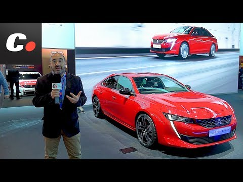 Peugeot 508 | Salón de Ginebra 2018 | Geneva Motor Show | coches.net