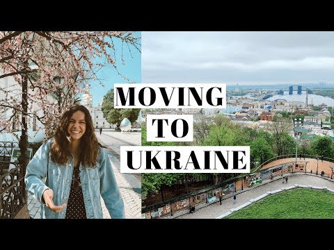 I MOVED TO UKRAINE! | summer abroad 2019