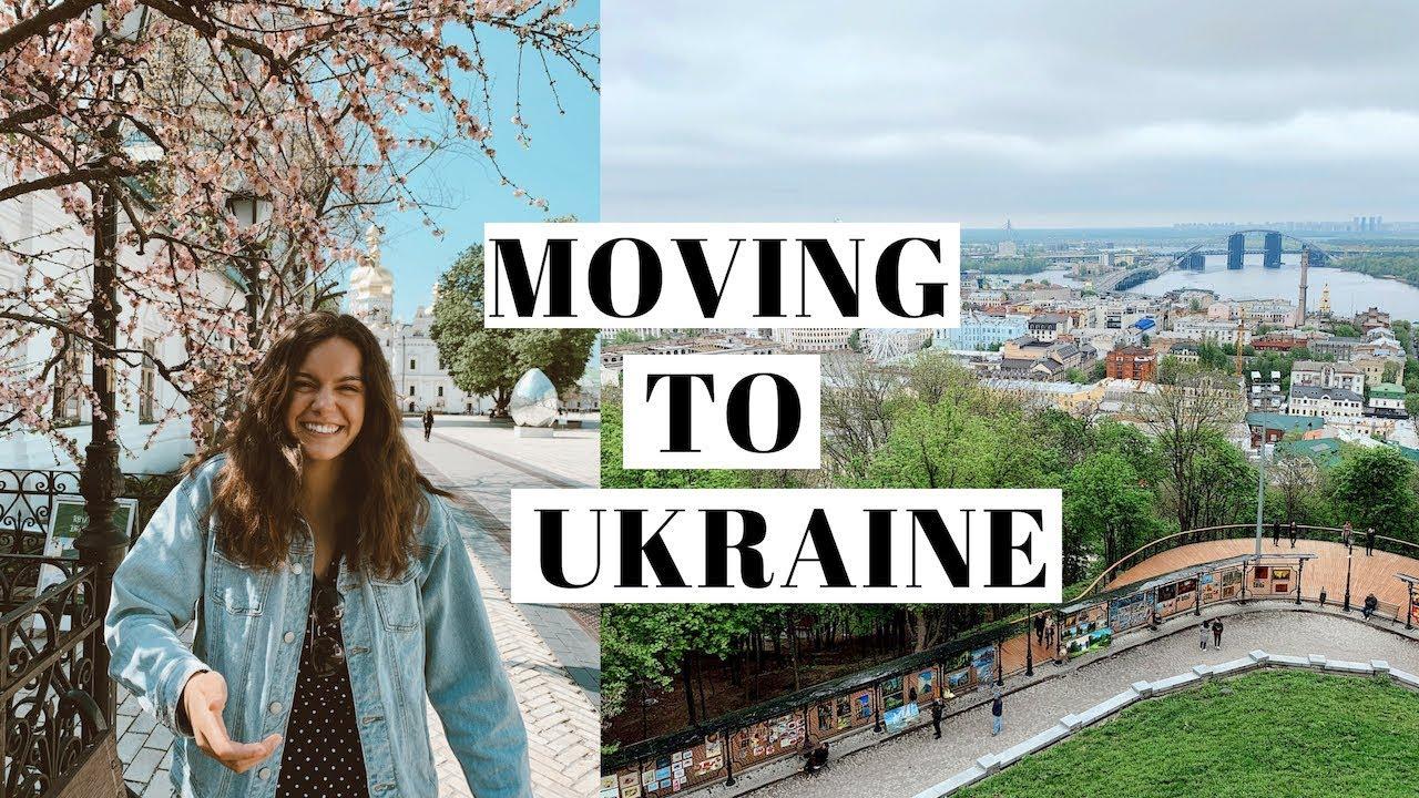 I MOVED TO UKRAINE! | summer season overseas 2019
