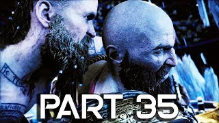 BALDUR BATTLE #2 IN GOD OF WAR 4! Walkthrough Part 35 - GOD OF WAR GAMEPLAY!! (PS4 PRO 60FPS)