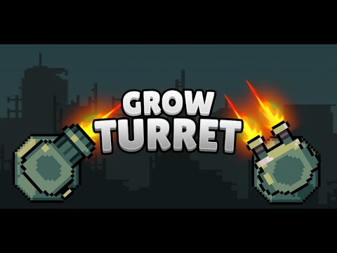Grow Turret - Idle Tower Defense Game
