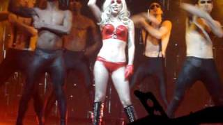 Lady Gaga - Boys Boys Boys: Queen Elizabeth Theater Dec 11, 2009 Monster Ball Tour