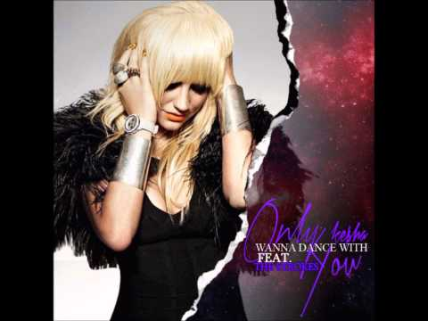 Ke$ha (Feat. The Strokes) - Only Wanna Dance With You (Audio)