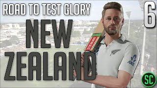 ADAM MILNE DEBUTS! - New Zealand #1 Test Rankings #6 - Cricket Captain 2018