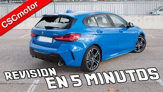 BMW Serie 1 | 2020 | Revisión rápida
