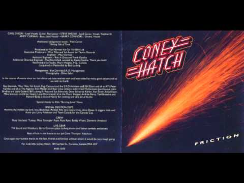 Coney Hatch - The Girl From Last Night Dream