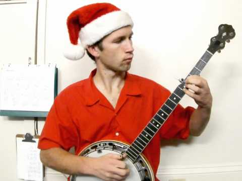 Christmas Tunes on the Banjo