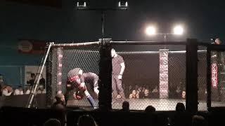 Robert Smale - Ultra MMA