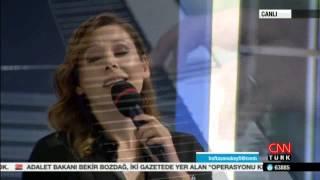 Funda Arar & Febyo Taşel - Senden Öğrendim [29.12.2013] CNN TÜRK (HD)