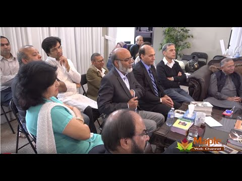 Pervez Hoodbhoy Talks on Fundamental Issues of Pakistan
