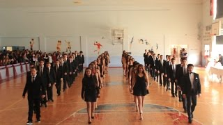 Cumhuriyet Resepsiyonu    60.Yıl Anadolu Lisesi