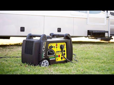 Top 10 Best Portable Generators For Camper Trailer Rv