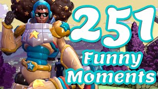Heroes of the Storm: WṖ and Funny Moments #251