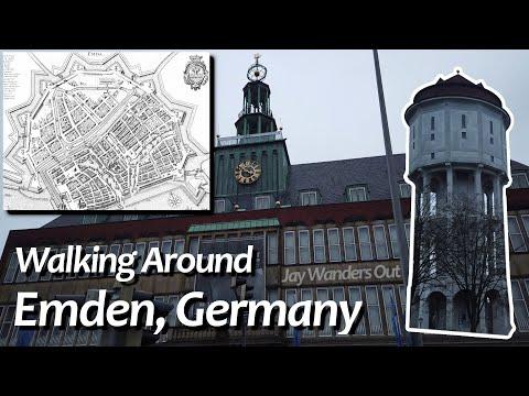Walk and Talk Around Emden, Germany - My Current Home