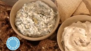 Spinach And Artichoke Dip With Korey Provencher | Holiday Recipes | Martha Stewart