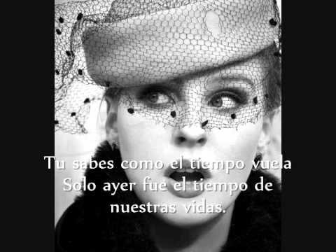 Someone Like You Adele Subtitulada Al Espanol