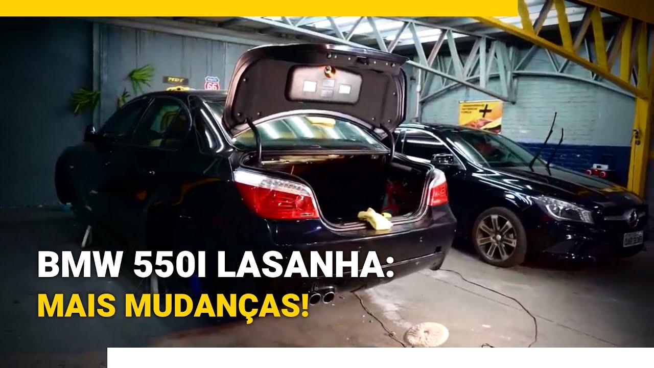Download BMW 550i LASANHA: MAIS MUDANÇAS!!!
