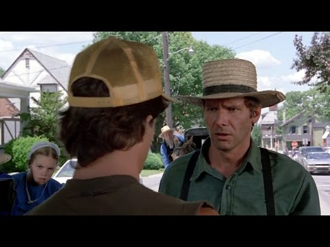 Witness - Harrison Ford in Action