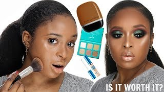 TESTING NEW & INSTAGRAM HYPED MAKEUP! CAN YOU TRUST THESE?