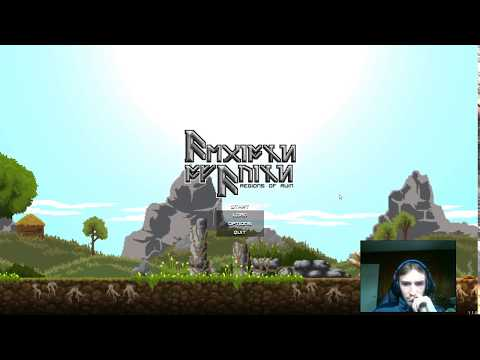 Having Problems with regions of ruin.... |