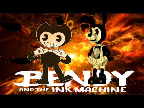 BENDY AND BORIS BLOW UP THE INK FACTORY  Minecraft  Baby Duck Adventures