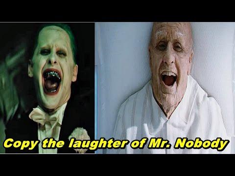 Joker Jared Leto Copied the laughter of Mr Nobody 2009