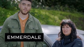 Emmerdale - Cain Lures Nate and Moira into a Deadly Trap