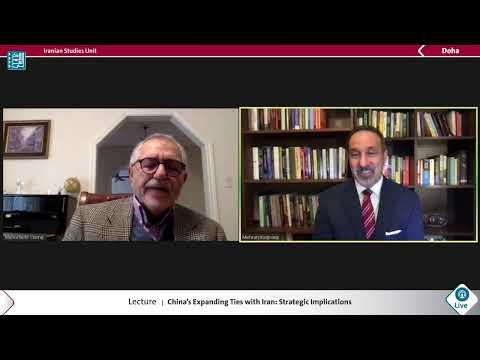 Manochehr Dorraj- China's Expanding Ties With Iran: Strategic Implications