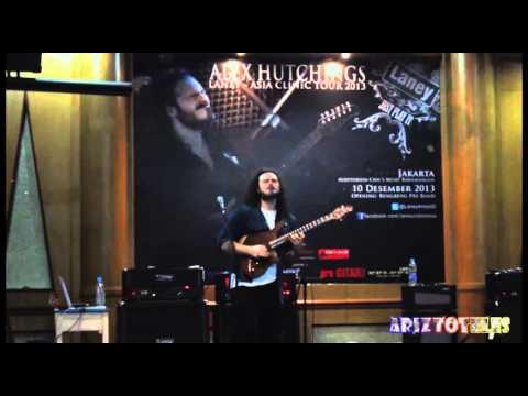Alex Hutchings Clinic in Jakarta