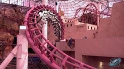 The Roller Coasters & Rides of Adventuredome Las Vegas: Coaster Vlog #303